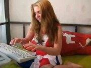 She's a Webcam Girl by snahbrandy
