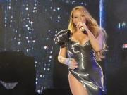 Mariah Carey's legs