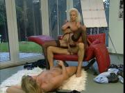 Dolly Buster - Casting Orgy