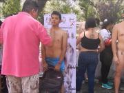 Pedalada pelada no Mexico