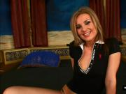 Iveta is begging for her first time video casting!