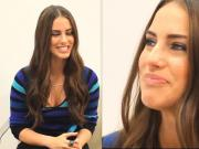 the beautiful Jessica Lowndes