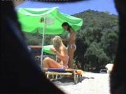 Great Italian Women Voyeur Footage in Greece