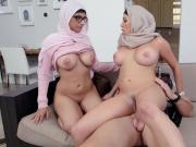 Julianna Vega and Mia Khalifa - Stepmom Videos
