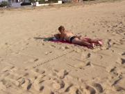 sunbathing gilf 3