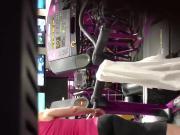 Gym Booty Treadmill