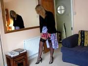 141 girdle mature underwear mieder