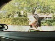 small woman...BMW