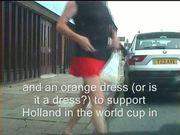 Zoe Yellow Dress