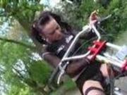 Rude Biker Chick Elizabeth Lawrence M27