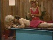 Nia, Lois, and Paul-Gym Fuck