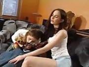2 Teens and 1 Anal...F70