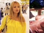 Severine Ferrer TV and topless