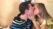 Amateur teen hardcore blowjob#by lovelyteenmovs#