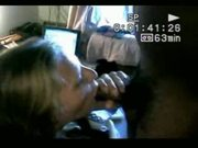white chick fucked by 2 bbc