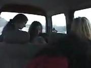 5 Spanish Girls In A Hot Trip