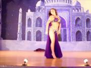 Alla Kushnir sexy belly Dance part 30