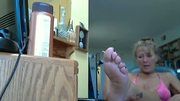 Hot Lady and her sexy Feet 4