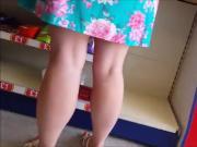 Que pernas