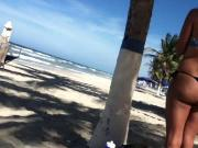 ass in the beach