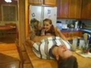 Babysitter 3some