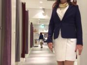Masturbation in the department store