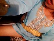 paki girl in salwar kameez fingering