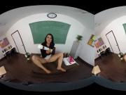 Naughty Teacher VR -- Romi Rain -- NaughtyAmericaVR.com