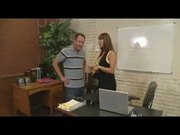 Hot Teacher Milf Ava Devine In Stockings SM65
