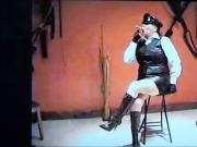 Mistress Del Rio smoke cigare