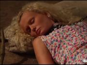 Blonde With Big Naturals Whipped