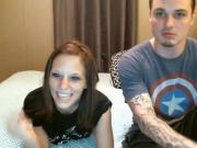 Cute Couple Fucks Hardcore on Cam