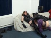 Alison Thighboots is well fucked by Stevie Thighboot's dildo
