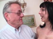 Alt und Jung - Der Geile Opa Stecher