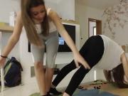 yoga challenge HOT 6