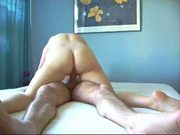 Amateur Mature Has Huge Orgasm - Don't Miss The Squirt!!