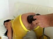 Hard Anus Stretching