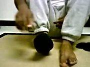 MF Sweaty Gym Feet
