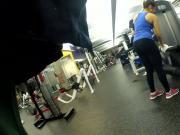 gym ass