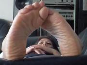 Quentinsfeet70 # 3 - Quntin's wife's stinky feet