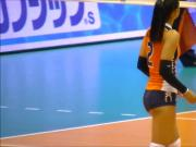 Winifer is a hot volleyball player 3