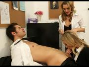 Tanya Tate Milf and Teens Threesome