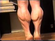 Yvonne Mccoy - Sexy calves and feet