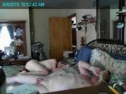 Laptop Cam - After Sex
