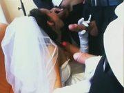 Michelle Wild the bride