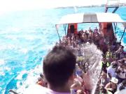 Ayia Napa Foam Boat Party