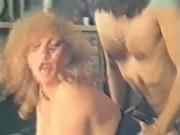 Marina Lotar- Sexy MILF DPed