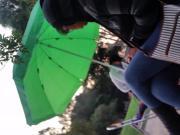 Flashing en parque antes jjj