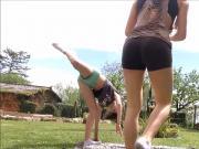 yoga challenge HOT 7