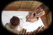Massage in beach club(Japanese)3